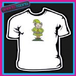 ELF CHRISTMAS TSHIRT CHILDRENS MENS & LADIES SIZES
